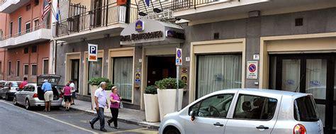 best western mediterraneo catania h 244 tel best western mediterraneo catane italie
