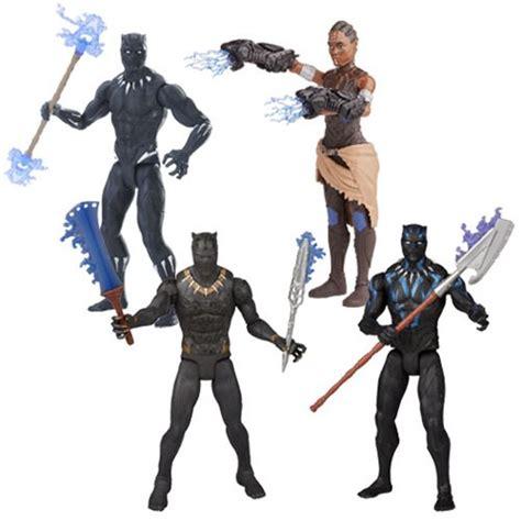 figure black panther black panther 6 inch figures wave 1 hasbro