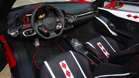 ferrari  supercars car interior wallpapers hd