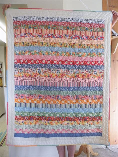 How Many Jelly Rolls To Make A Baby Quilt by Sweet And Light S Quilt