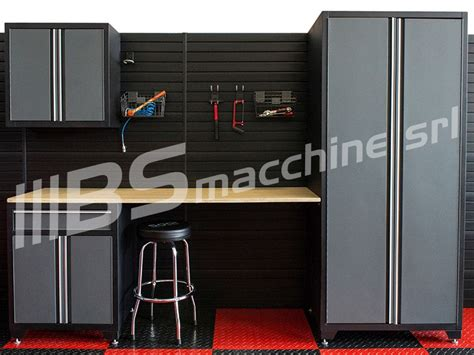 armadi per garage armadio banco da lavoro portautensili sogi sistema garage