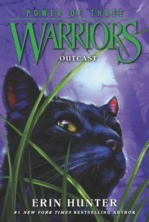 whispers of book iii of the outcasts series volume 3 books outcast warrior cats wiki erin the blazing