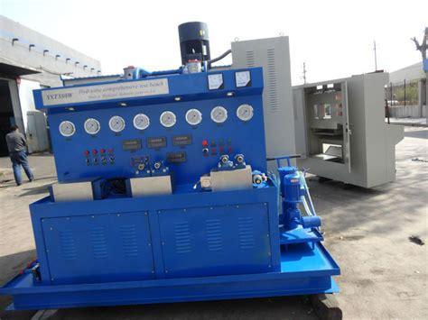 hydraulic cylinder test bench hitachi and kawasaki hydraulic pump test bench id 8305336