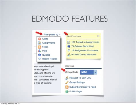 Edmodo Features | edmodo