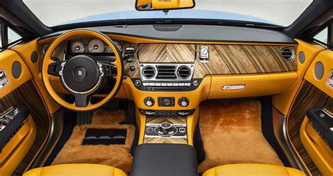 rolls royce blue interior rolls royce cabriolet comes in beautiful bespoke blue