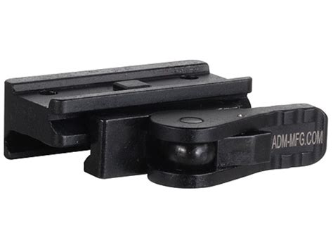Micro Aimpoint T1 Low Black american defense ad t1 l release aimpoint micro