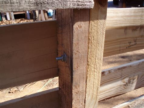 How To Put A Shed Together by Wood Pallet Shed Project