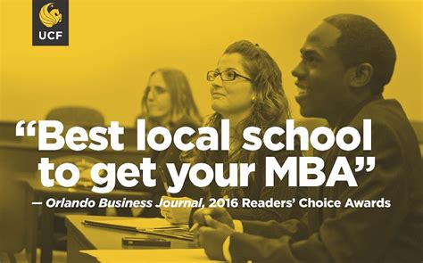 Ucf Mba Courses by Business Administration Mba College Of Business