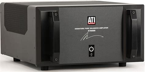 ati  multi channel power amplifier review