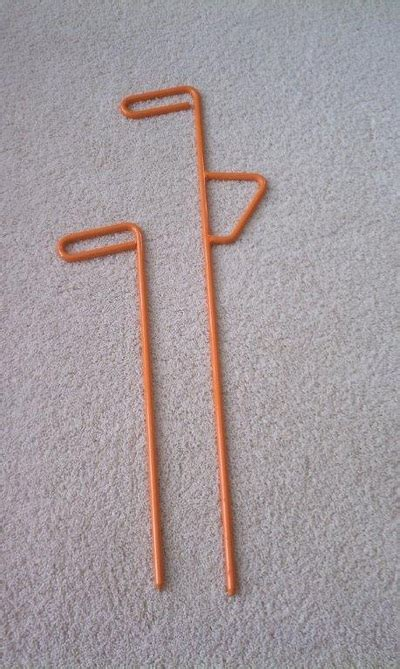 sand stakes for boats sand stakes beach anchors solo dock the easy in easy
