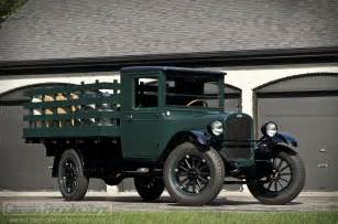 feature 1927 chevrolet capitol 1 ton truck classic