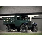 FEATURE 1927 Chevrolet Capitol 1 Ton Truck – Classic
