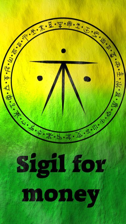 sigil  money requested  attheeunborn sigil magic