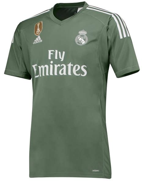 Jersey Real Madrid New 20172018 new real madrid strips 2017 2018 by adidas home away kits 17 18 football kit news