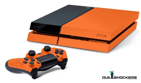 orange color variations ps4 orange color variation 08