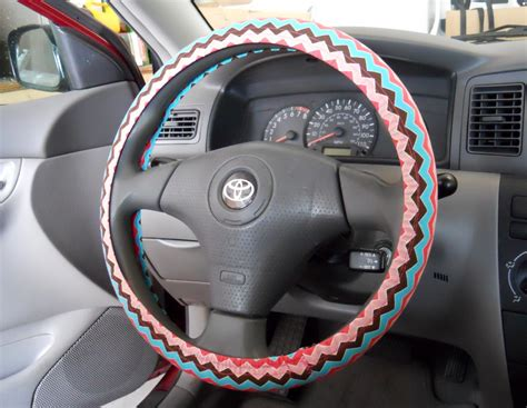 Auto Lenkradbezug by Corner Window Crafts Diy Steering Wheel Cover