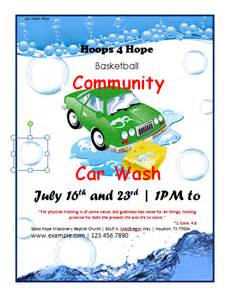 Car Wash Flyer Template doc 700434 car wash flyer template car wash flyer ad