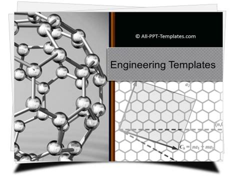 nanotechnology powerpoint template powerpoint engineering templates page