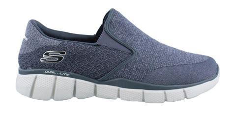 Skecher Equalizer New Original 1 skechers equalizer 2 0 slip on shoes mens walking shoes