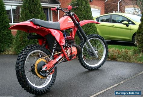 classic motocross bikes for sale 1979 honda cr 250 for sale in united kingdom