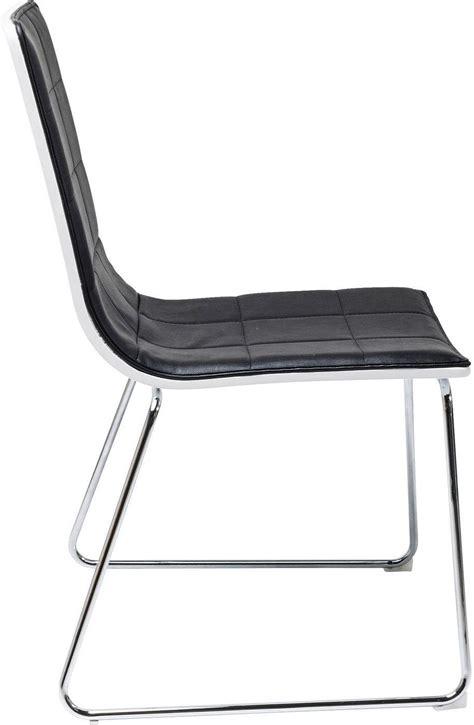 esszimmerstühle metall kare design esszimmerstuhl fidelity schwarz verchromtes
