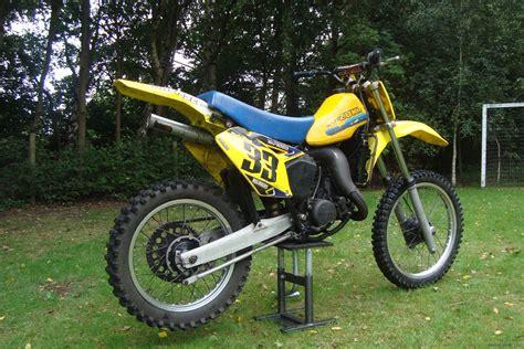 Suzuki Rx 125 1982 Suzuki Rm 125 Picture 2042109