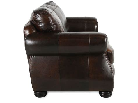 usa leather cowboy sofa usa leather cowboy loveseat mathis brothers furniture