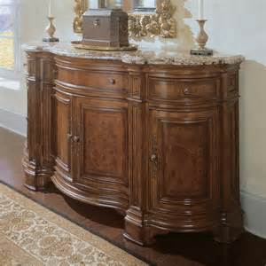 Dining Room Sideboards And Servers Credenza Marble Top Sideboard Villa Cortina Sideboards