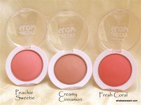 Maybelline Blush On Cheeky Glow september 2014 what wear want
