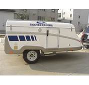 China Pop Up Fiberglass Caravan Trailer Photos &amp Pictures