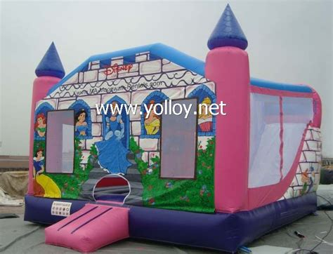blow up bounce house yolloy princess castles jumping blow up bounce house for sale