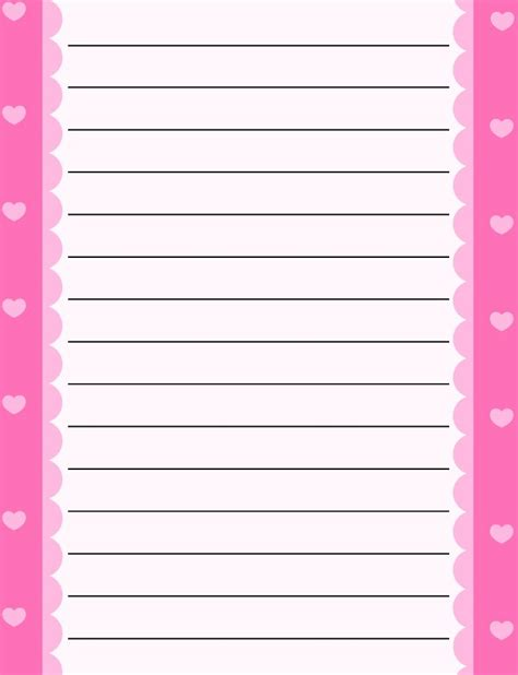printable lined paper for bills 17 best images about stationery on pinterest soccer