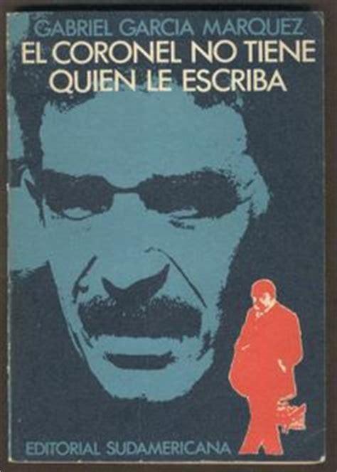libro el coronel no tiene quien le escriba noticia de un secuestro libros gabriel and nobel prize