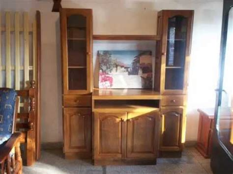 muebles de algarrobo real youtube