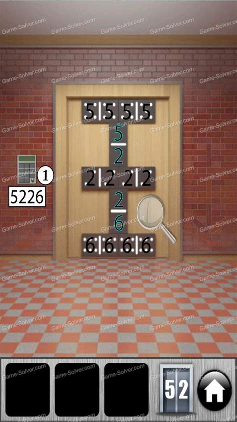 100 Doors Floor Escape Nivel 17 100 doors floors level 29 solution new the best floor of