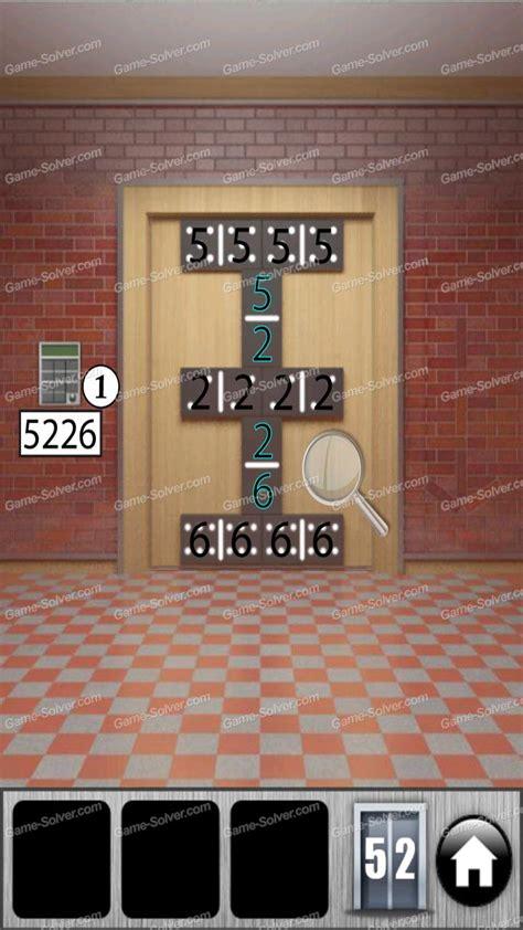 100 Doors Floors Level 29 Solution New The Best Floor Of