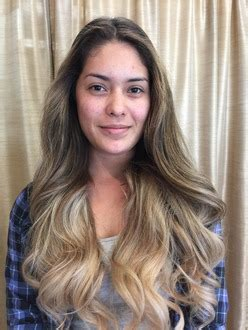does hair look like ombre when highlights growing out ombre balayage pictures salon services hair salon of