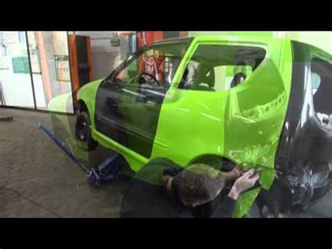 Auto Und Tuning Bayreuth by Fiat Seicento Wrapping Www Mietwerkstatt Bayreuth De Youtube