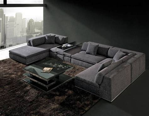 Modern Custom Leather Sofa Sectional Sofas And Sofa Modern Sofas Toronto