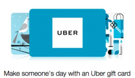 Where To Get Uber Gift Cards - give an uber gift card