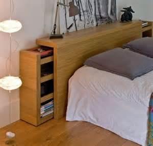 t 234 te de lit design astucieuse avec de nombreux rangements