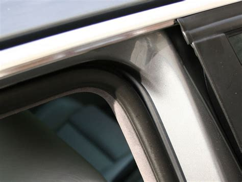 How To Seal A Car Door From Leaking by Diy Cheap Shrunken Door Weatherstripping Seal Fix