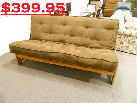 Walker Furniture Outlet by Anchor Futon Brown Was 843 95 Clearance Price 399 95