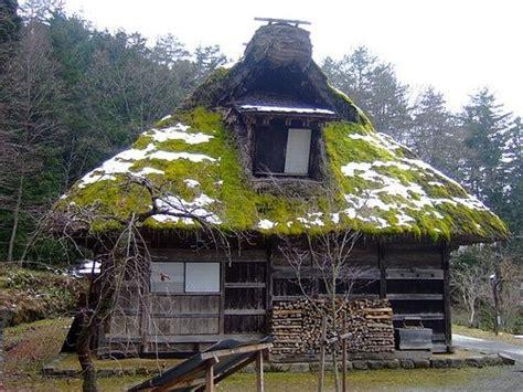 beauty  thatched roof minka japanese farm house japanese cozy cottage japanese