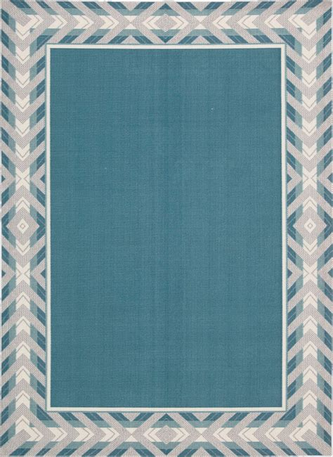 Nourison Waverly Sun N Shade Snd28 Delft Closeout Area Waverly Area Rugs