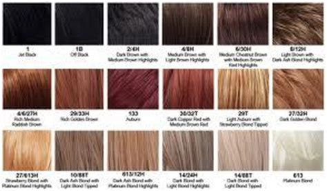 nice n easy colour chart hair color charts uhsupply