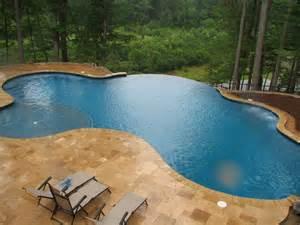 Infinity Edge Pool Pictures Infinity Pool Crozet Va Augusta Aquatics