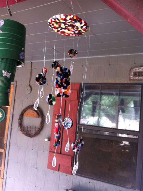 melted bead wind chimes 120 best images about on