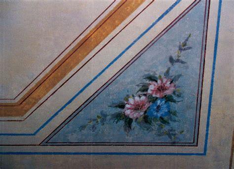soffitti affrescati soffitti decorati restauro affreschi affreschi