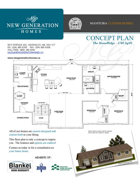 new generation homes custom rtm homes home floor plans